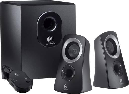 PC hangszórók, hangfalpár, multimédiás hangfal 2.1 Logitech Z313