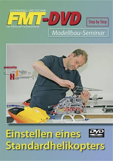 DVD EINSTELLEN EINES STANDARDHELIKOPTERS