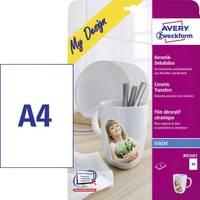 Tintasugaras kerámia fólia Avery-Zweckform MD3003 DIN A4 Tintasugaras nyomtatóhoz optimálva 2 db Avery-Zweckform