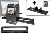 Dia- és negatív szkenner, felbontás 1800 dpi, DNT DigiScan TV PRO dnt