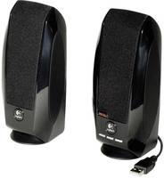 USB-s PC hangszóró, hangfalpár, 2.0 multimédiás hangfal 1.2 W Logitech S-150 Logitech