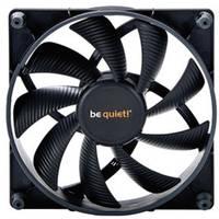 Számítógépház ventilátor 140 x 140 x 25 mm, BeQuiet Shadow Wings SW1 Mid-Speed BeQuiet