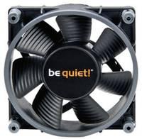 Számítógépház ventilátor 80 x 80 x 25 mm, BeQuiet Shadow Wings SW1 Low-Speed BeQuiet