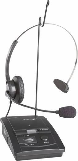 Telefon headset RJ10 alj Vezetékes, Mono KJ