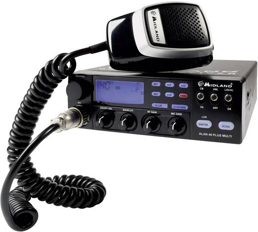 CB rádió Midland ALAN 48 B Plus