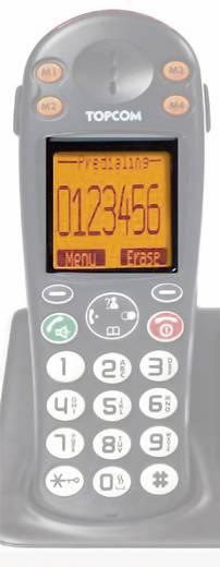 Vezeték nélküli DECT telefon, Sologic B935