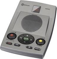 Üzenetrögzítő 30 mp rámondott szöveg hosszal és 25 perc felvételi idővel, Amplicomms AB 900 Amplicomms