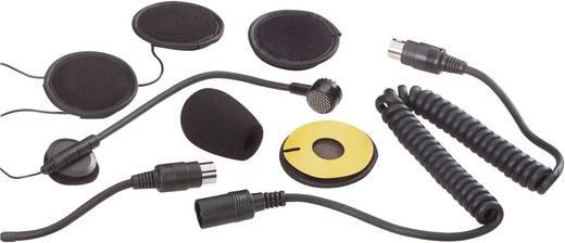 Motoros headset mikrofonnal, IMC HS-G30, minden bukósisak típushoz alkalmas