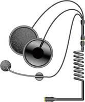 Motoros headset mikrofonnal, IMC HS-G30, minden bukósisak típushoz alkalmas IMC