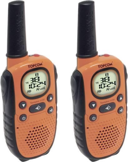PMR adó-vevő készlet kofferben Topcom Twintalker 9100 Long Range RC-6404