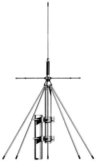 Szkenner antenna Allband