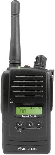 Albrecht TECTALK PRO vízálló PMR rádió