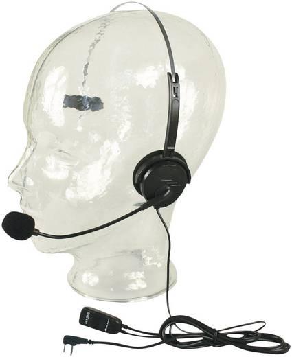 Fejhallgató hattyúnyakas mikrofonnal, Alan Ma 35-L