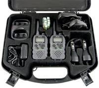 PMR készlet kofferben, Stabo Freecomm 650 Stabo 20651 8 PMR, 10 km Stabo