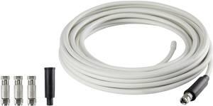SAT csatlakozós kábel készlet, 40 m, renkforce SKB 488-40 Renkforce