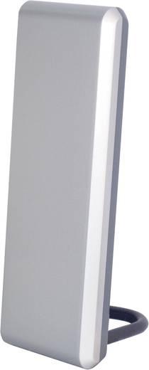 Aktív beltéri DVB-T antenna, 20 dB, ezüst, Renkforce DA 7000A