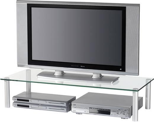 Fiókos TV szekrény, nappali bútor TV tartó állvánnyal VCM Felino-Mini 16630