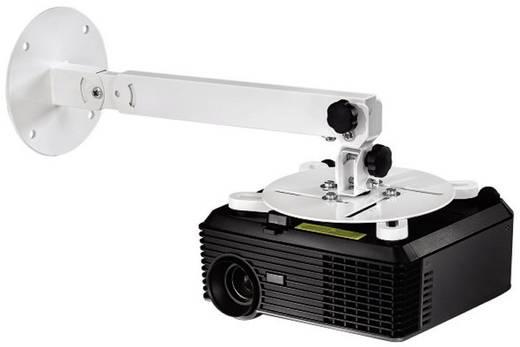Projektor tartó konzol, oldalfali, mennyezeti kivitelű, dönthető, forgatható Hama 84422