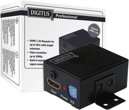 HDMI jel erősítő, jel továbbító, jelszint állítással Digitus Professional Repeater