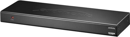 8 portos HDMI splitter távirányítóval clicktronic HC 418 fekete