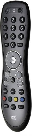 Univerzális távirányító, 2 készülékhez, OneForAll Simple Remote 2in1 URC 6420