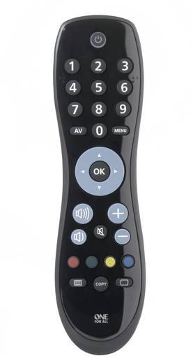 Univerzális távirányító, 1 készülékhez, OneForAll EASY&ROBUST 1 URC 6410