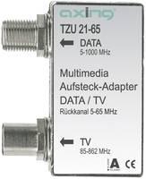 Axing TZU 21-65 Multimédia Plug-In adapter Axing