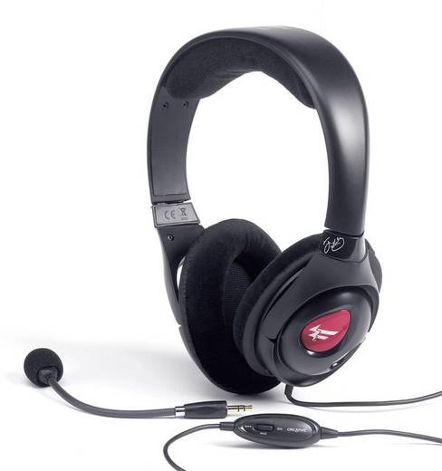 Headset gaming Fatal1ty