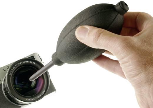 Objektív tisztító, porfújó kézi pumpa ecsettel 953229