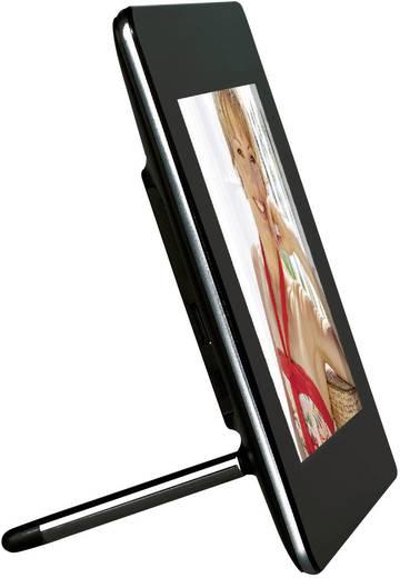 """Digitális képkeret 20,3 cm 8"""", 800 x 600 pixel, Intenso Mediarecorder"""