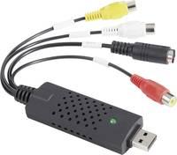 USB-s audio és video digitalizáló Basetech BR116 (BT-1168633) Basetech