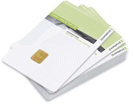 Chipdrive felhasználói kártya 25 db