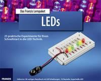 Tanulókészlet: LED-ek, 14 éves kortól, Franzis Verlag (65065) Franzis Verlag