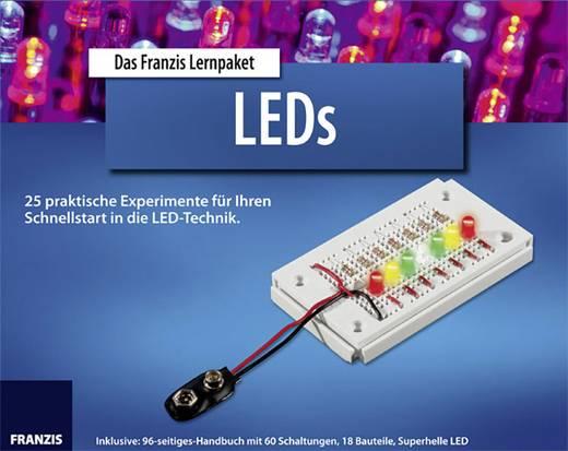 Tanulókészlet: LED-ek, 14 éves kortól, Franzis Verlag