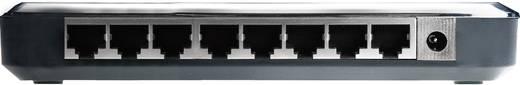 8 portos switch RJ 45 elosztó Digitus 10/100