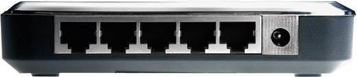 5 portos switch RJ 45 elosztó Digitus 10/100