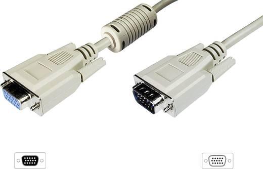 VGA TV, Monitor 1x VGA dugó - 1x VGA alj 1.80 m Szürke