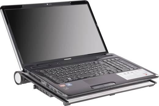 Notebook hűtőlap alumínium XL