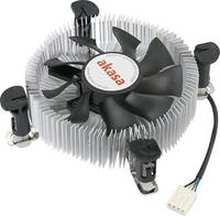 Processzor (CPU) hűtő alacsony profilú, Akasa AK-CCE-7106HP (AK-CCE-7106HP) Akasa