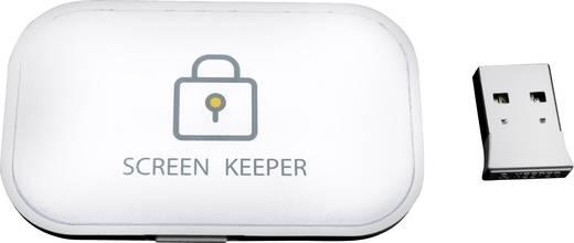 Képernyő zár, Screen Keeper, kártya