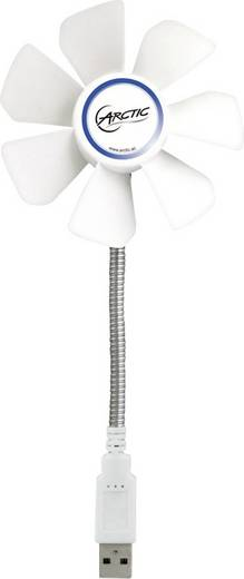 USB-s ventilátor, 92 mm, ARCTIC COOLING