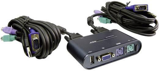 Kettős átkapcsoló USB-vel