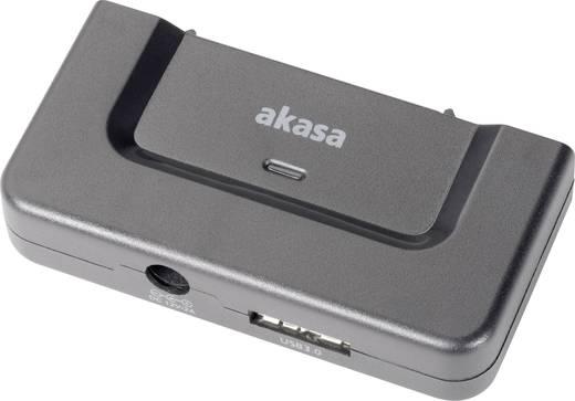 USB 3.0/SATA merevlemez (HDD) adapter, Akasa