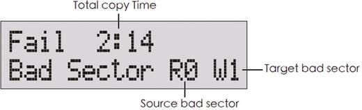 Merevlemez másoló állomás, 1 részes, U-Reach PRO118