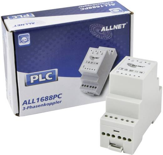 Allnet ALL168PC Powerline fáziskapcsoló ALL1688PC