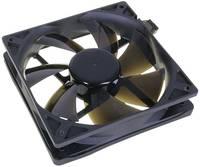 Számítógépház ventilátor 120 x 120 x 25 mm, NoiseBlocker L-PLPS NoiseBlocker