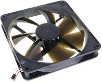 Számítógépház ventilátor 140 x 140 x 25 mm, NoiseBlocker L-PK2R NoiseBlocker