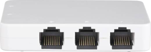 Hálózati switch, RJ45 5 port 100 Mbit/s, renkforce