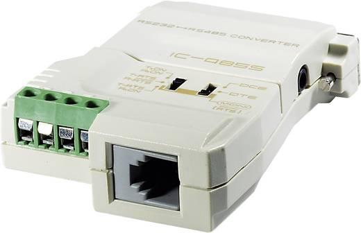 Soros portos D-SUB átalakító adapter [1x D-SUB aljzat 25 pólusú - 1x RJ11 aljzat] Aten IC485S
