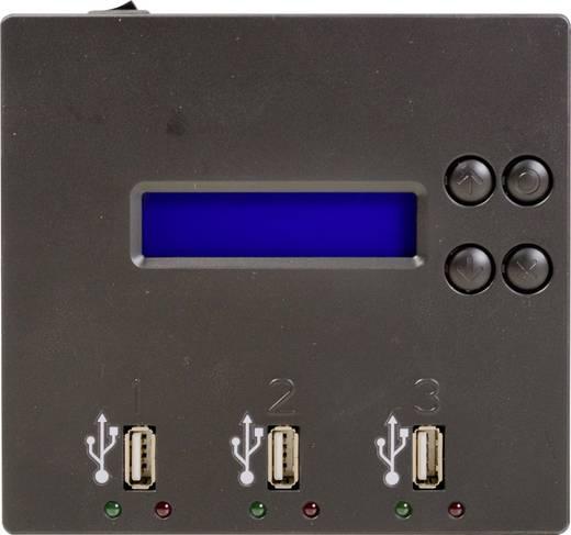 USB másoló állomás 2 szeres, U-Reach UB300 USB 2.0